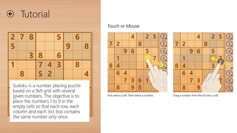 Sudoku Free screen shot 8