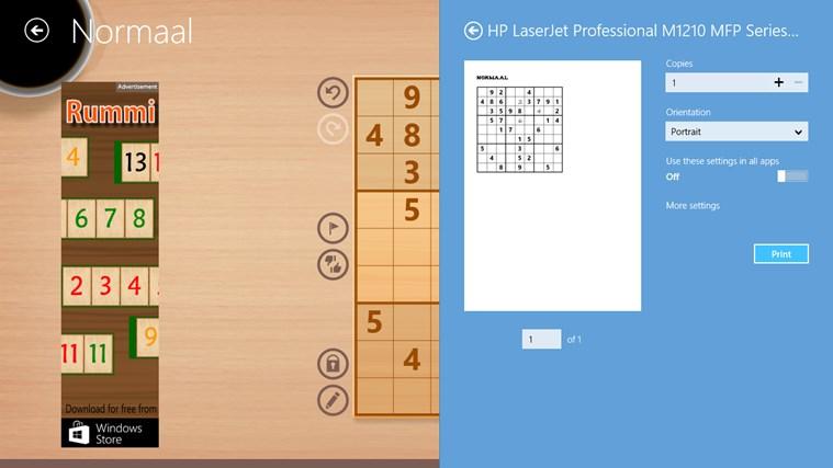 Sudoku Free schermafbeelding 8