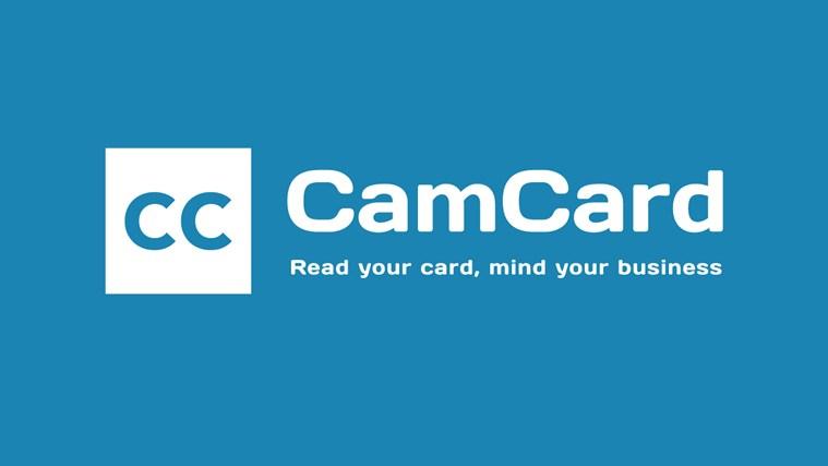 camcard אפליקציה חינמית לסריקת כרטיסי ביקור