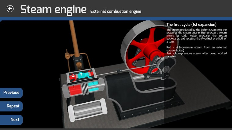 Corinth Micro Engines screen shot 0
