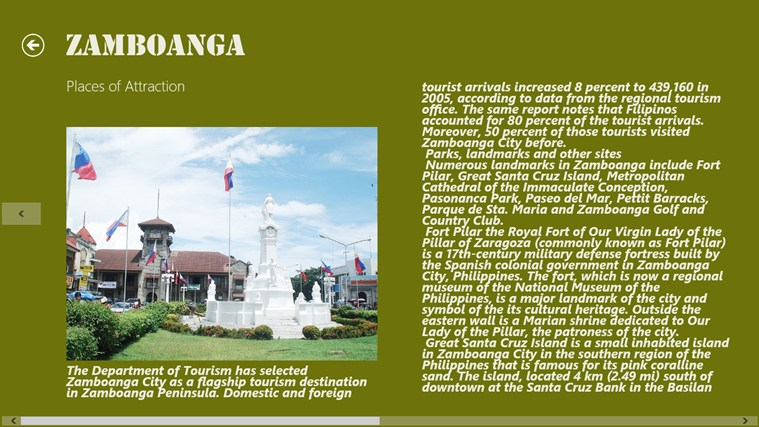 City of Zamboanga screen shot 4