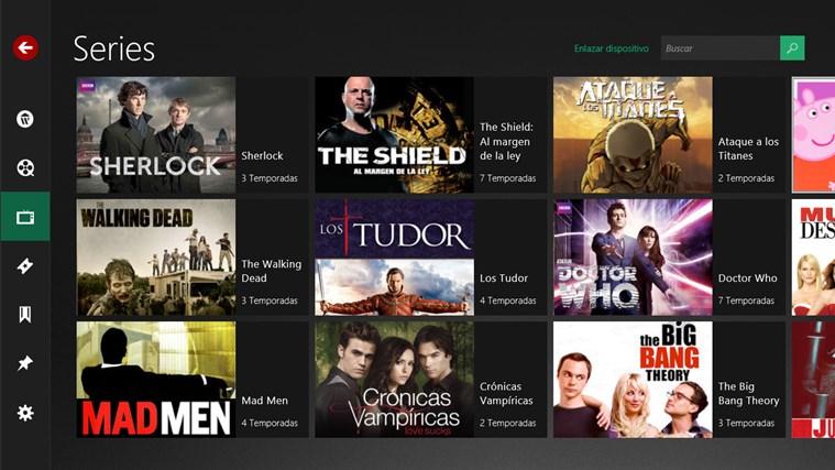 Wuaki.tv captura de pantalla 2