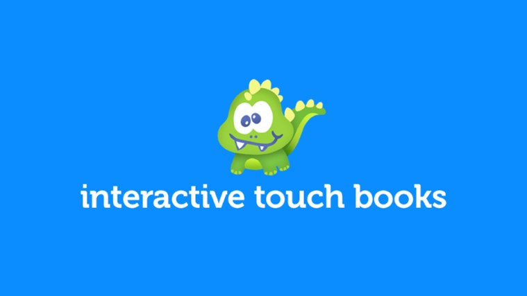 Interactive Touch Books - For Kids! screen shot 0