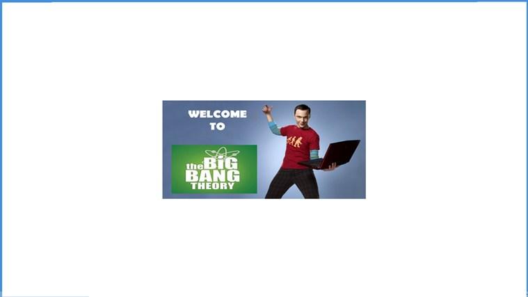 Big Bang Theory screen shot 2