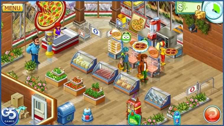 Supermarket Mania® 2 HD (Full) screen shot 2