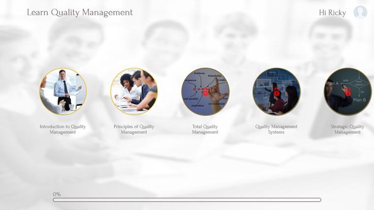 Quality Management by WAGmob captura de pantalla 0
