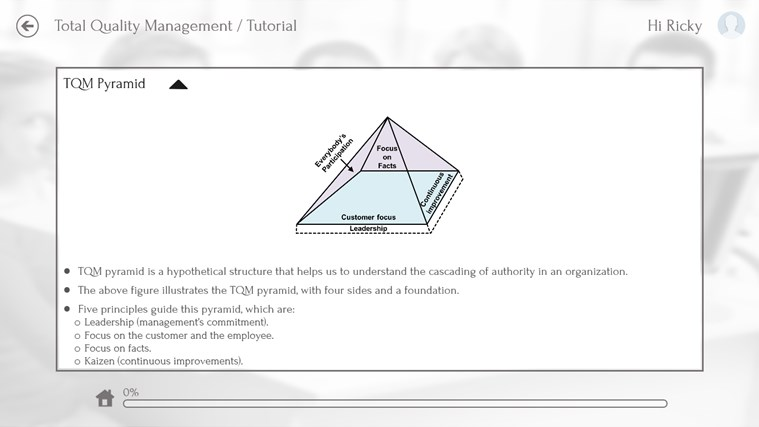 Quality Management by WAGmob captura de pantalla 4