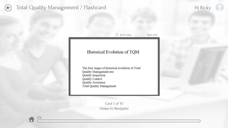Quality Management by WAGmob captura de pantalla 6