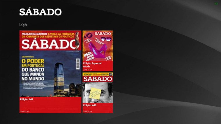 Sábado screen shot 0