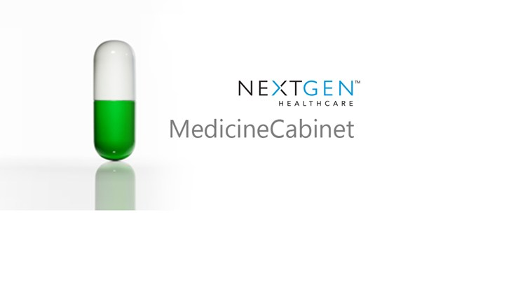 MedicineCabinet screen shot 0