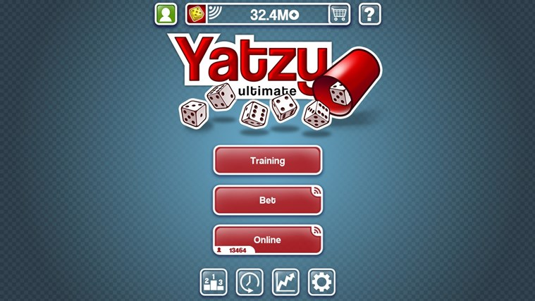 Yatzy Ultimate Free screen shot 0