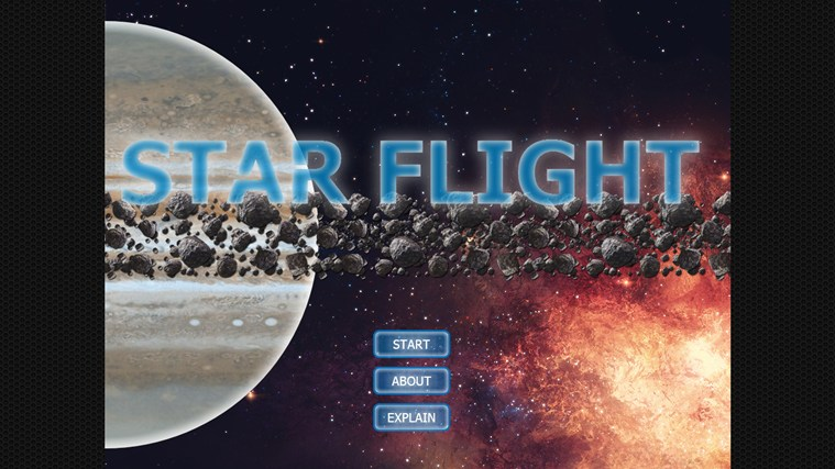 Star Flight screen shot 0
