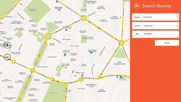 MapmyIndia screen shot 6