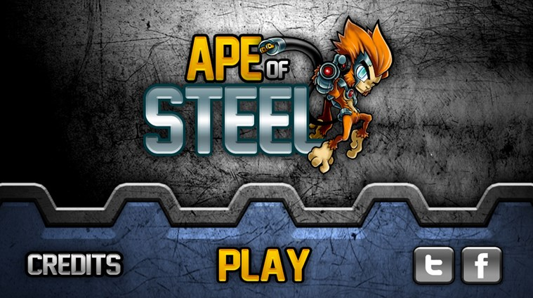 Ape Of Steel screen shot 0