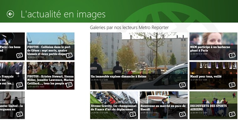 metronews : l'actualité en direct capture d'écran 4