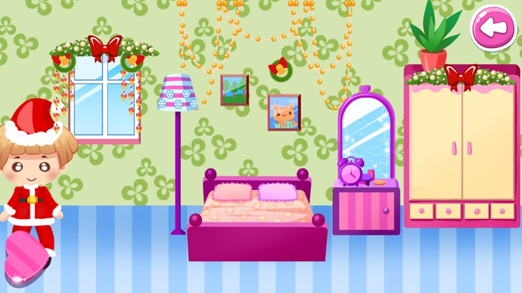 Doll House Decorating Crown Game App For Windows In The Windows Store