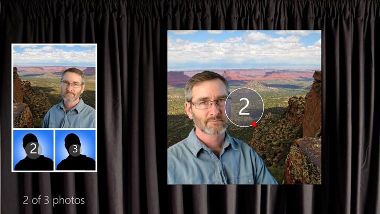 InstantPhotoBooth screen shot 2