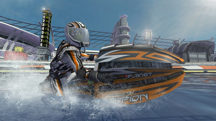Riptide GP2 captura de pantalla 0
