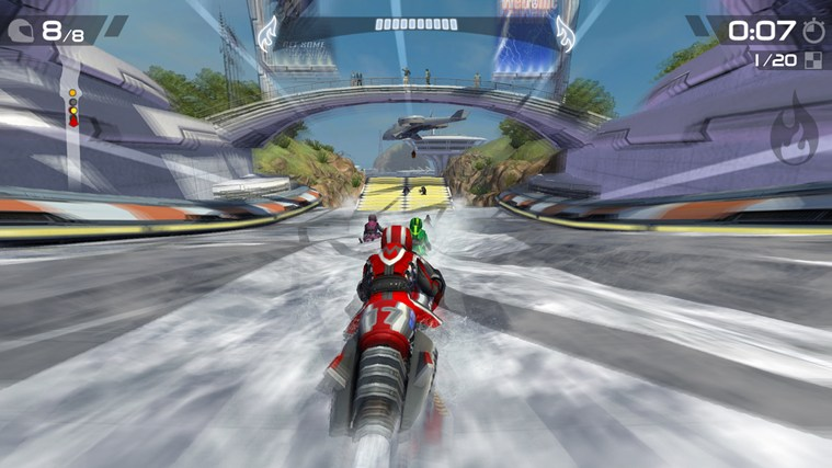 Riptide GP2 captura de pantalla 4