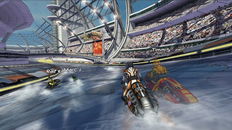 Riptide GP2 screen shot 6