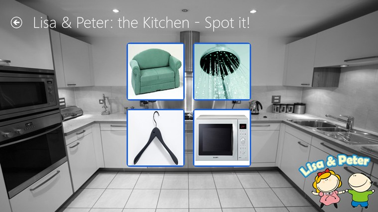 Lisa & Peter: de Keuken zrzut ekranu 2