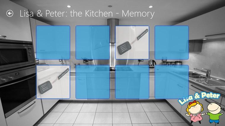 Lisa & Peter: de Keuken zrzut ekranu 4