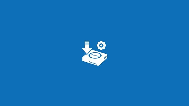 ScreenBeam Configuration Utility (Windows/Intel® WiDi) screen shot 0