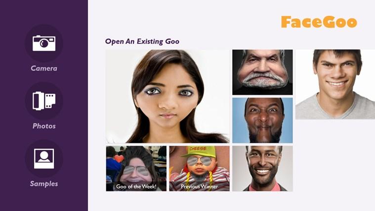 FaceGoo Lite for Android full screenshot