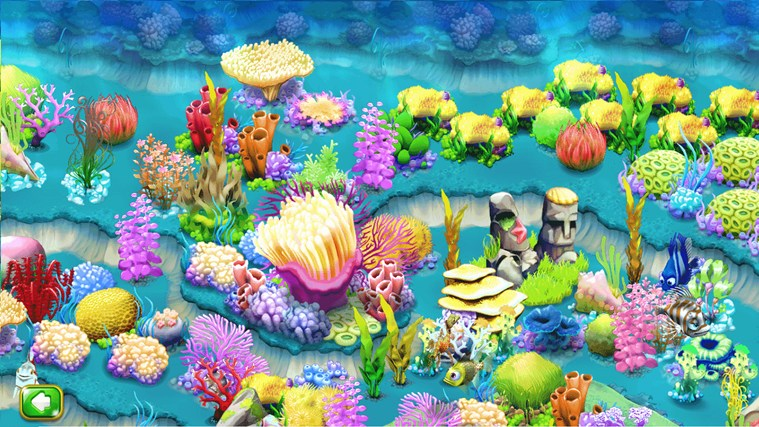 Nemo's Reef screen shot 4