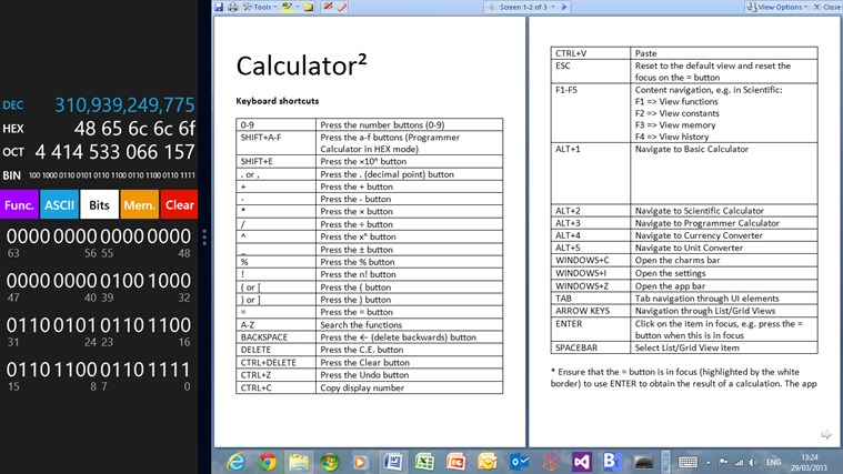 Calculator² screen shot 8