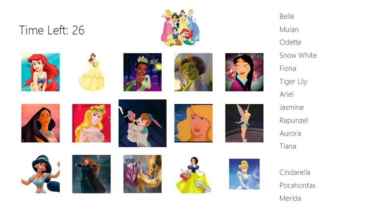 Disney Princesses Names Pictures Disney Princess Names Disney