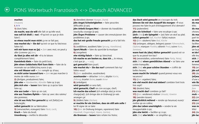 deutsch franzoesisch uebersetzung jahrige