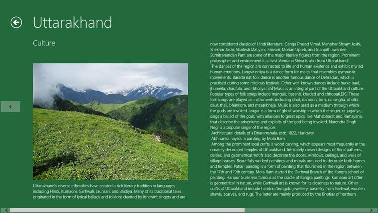 Uttarakhand skjermbilde 2