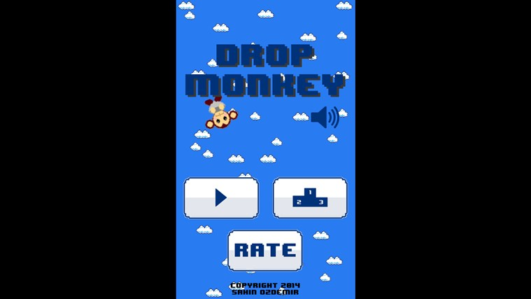 Drop Monkey screen shot 0