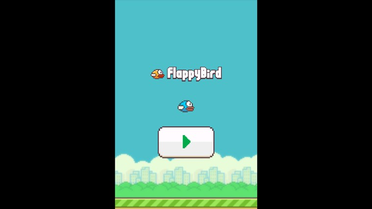 Flappy Bird 8 screen shot 0