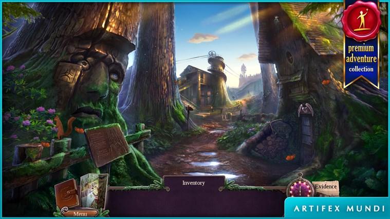 Enigmatis 2: The Mists of Ravenwood screen shot 0