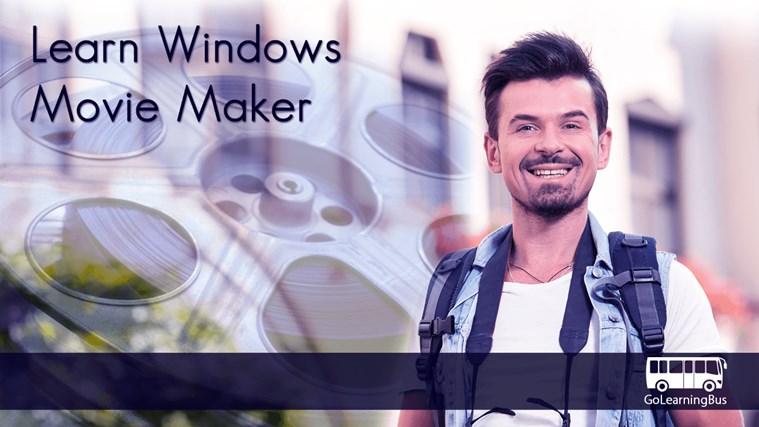 Learn Windows Movie Maker by WAGmob screen shot 0