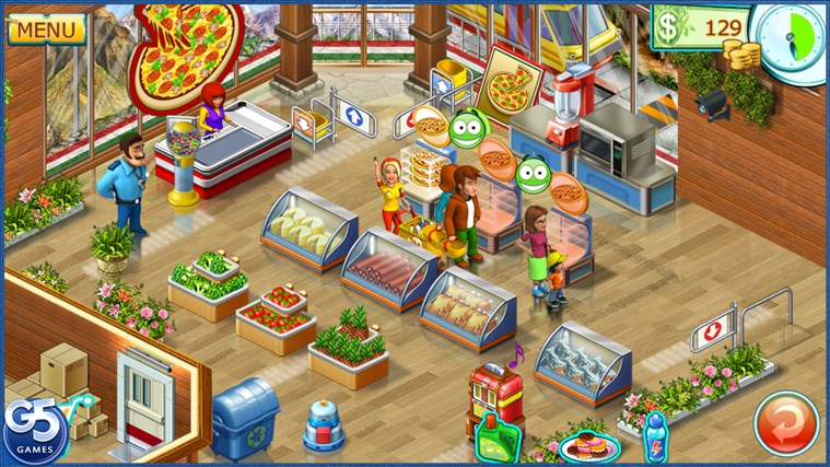 Supermarket Mania® 2 HD screen shot 2