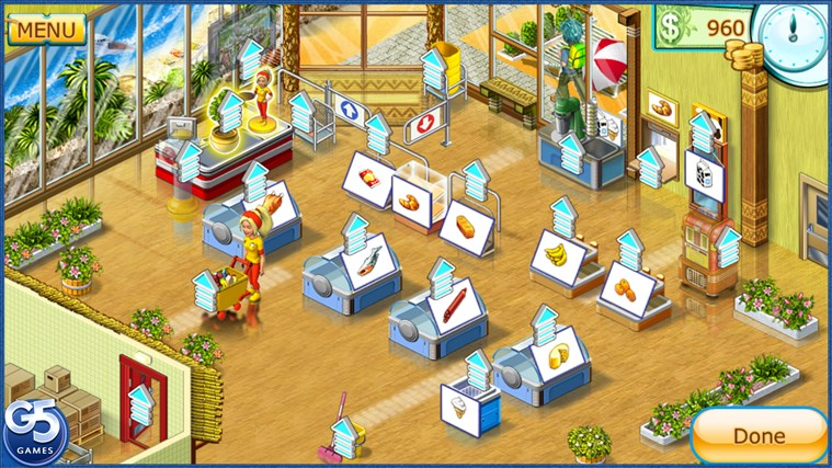 Supermarket Mania® 2 HD screen shot 4