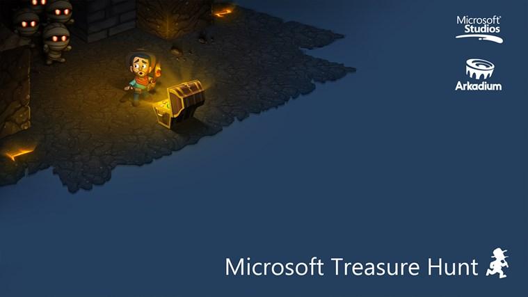 Microsoft Treasure Hunt screen shot 0