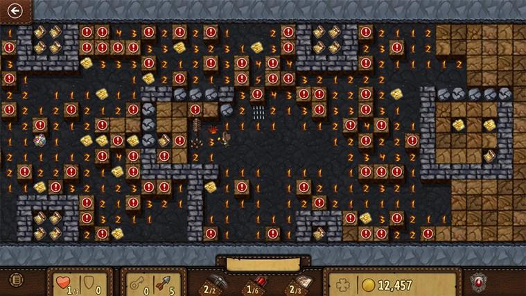 Microsoft Treasure Hunt screen shot 2