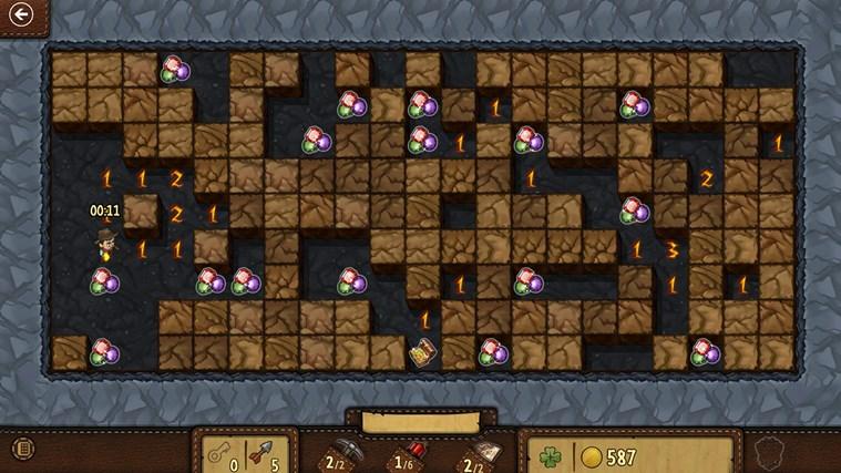Microsoft Treasure Hunt screen shot 4