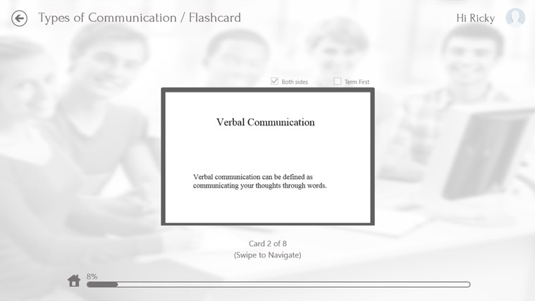 Communication Skills by WAGmob screen shot 6