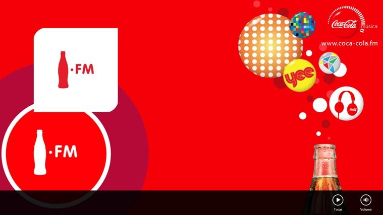 Coca-Cola FM captura de tela 0
