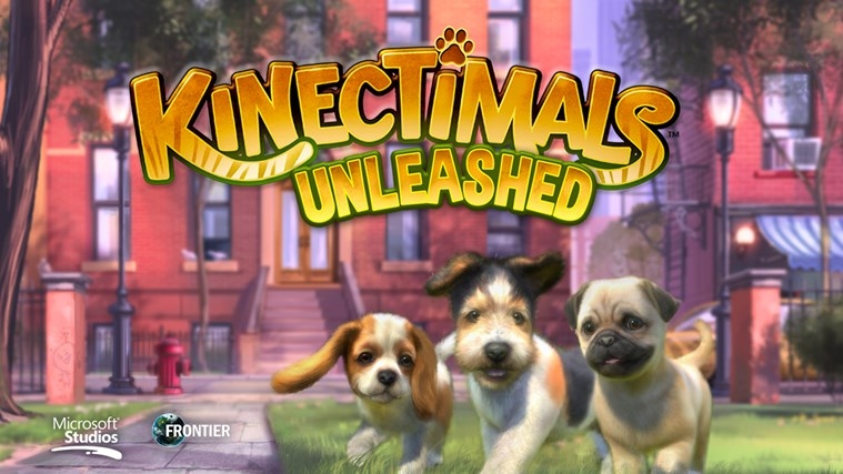 Kinectimals Unleashed screen shot 0