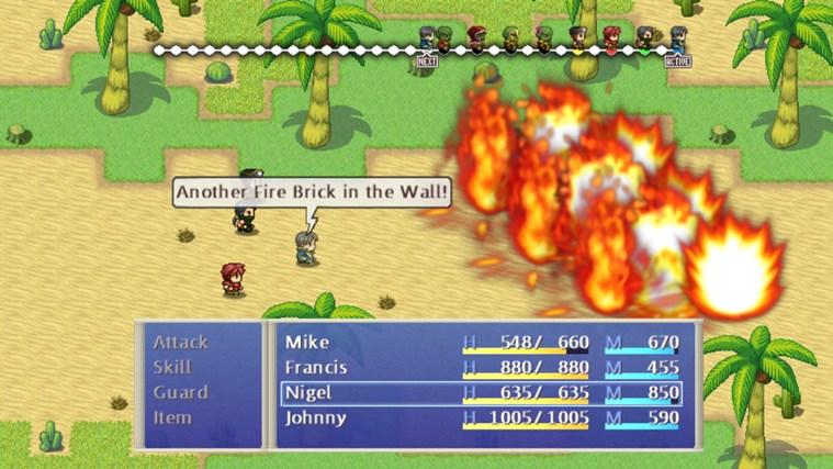 Doom and Destiny full screenshot