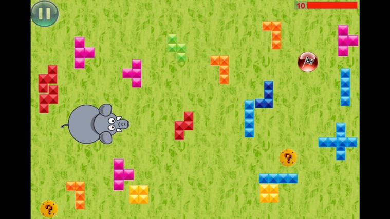 Super Elephant - Free screen shot 0