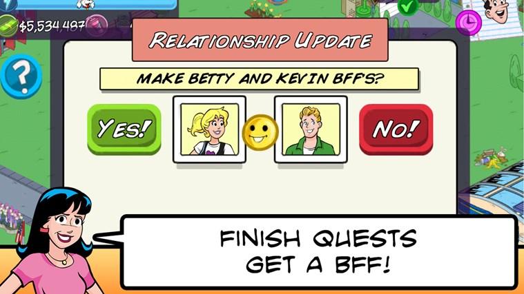 Archie Riverdale Rescue screen shot 2