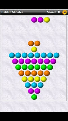 Bubble Shooter (Free) screen shot 2