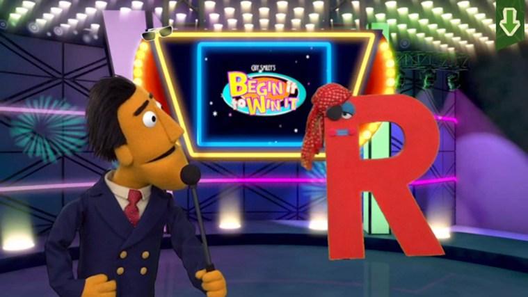 Sesame Street Touch & Learn TV screen shot 4